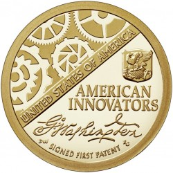 US American Innovative Dollar 2018 - 1 Introductory Coin S (PROOF)