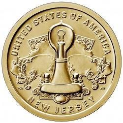 US American Innovative Dollar 2019 - 4 New Jersey D