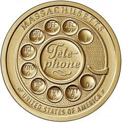 US American Innovative Dollar 2020 - 8 Massachusetts D