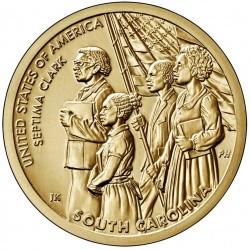 US American Innovative Dollar 2020 - 9 South Carolina D