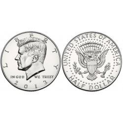 US Kennedy Half Dollar 2013 - P