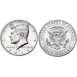 US Kennedy Half Dollar 2015 - D