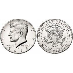 US Kennedy Half Dollar 2015 - P