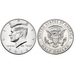 US Kennedy Half Dollar 2016 - D