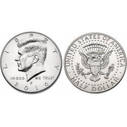 US Kennedy Half Dollar 2016 - P