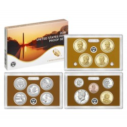 US USA - United States Mint Proof coinset 2015 S