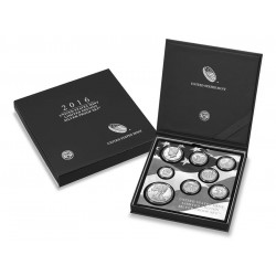 US USA - United States Mint Limited Edition Silver Proof coin set 2016
