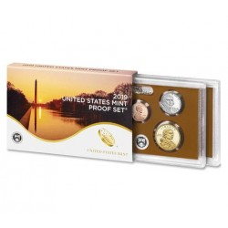 US USA - United States Mint Proof coinset 2019 S