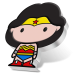 2020 Chibi Coin Collection - DC Comics 2 WONDER WOMAN™ - Niue 2 dollars 1 oz silver coin