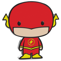 2020 Chibi Coin Collection - DC Comics 3 THE FLASH™ - Niue 2 dollars 1 oz silver coin