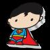 2020 Chibi Coin Collection - DC Comics SUPERMAN™ - Niue 2 dollars 1 oz silver coin