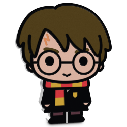 2020 Chibi Coin Collection - Harry Potter 1 HARRY POTTER™ - Niue 2 dollars 1 oz silver coin
