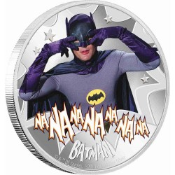2020 Batman 66 BATMAN™ - Niue 2 dollars 1 oz silver coin