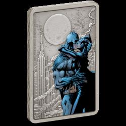 2020 Batman The Caped Crusader 4) THE KISS™ - Niue 2 dollars 1 oz silver poster coin note