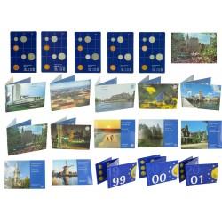 serie Netherlands FDC sets 1982-2001