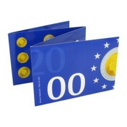 Netherlands FDC set 2000
