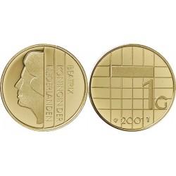 serie Nederland 5 gulden 1988-2001 FDC