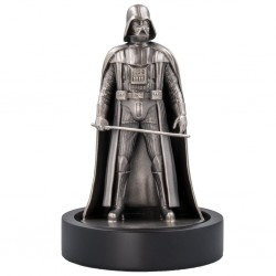 Star Wars - Miniature 1 - 2019 - Darth Vader 150g Silver Statue