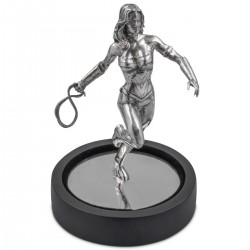 DC Comics - Miniature 2 - Wonder Woman 135g Silver Miniature