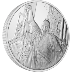 2021 Harry Potter 6 LORD VOLDEMORT - Niue 2 dollars 1 oz silver coin